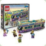Конструктор Brick Автобусна зупинка (1123)