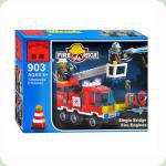 Конструктор Brick Пожежна тривога (903)