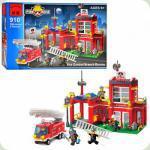 Конструктор Brick Пожежна тривога (910)