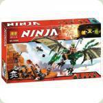 Конструктор NINJA BELA 10526