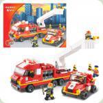 Конструктор Sluban Пожежні рятувальники (M38-B0223)