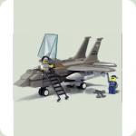 Констр.військовий літак розбірний