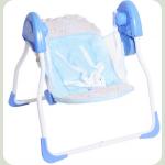 Крісло -гойдалка Bambi SW 105-2 Синій