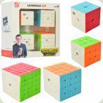 Кубик EQY526 4шт (5-5см, 5,5-5,5см, 6-6см), в кор-ке, 20-20-8см