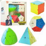 Кубик EQY528 4шт (5,5-5,5-см, 8-8см, 9-9см), в кор-ке, 20-20-8см