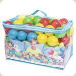 Кульки для ігор пластмасові Bestway 100 шт. (52027)