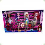 Лялька на шарнірах HIGH DOLL 12823B