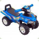 Машинка-каталка Alexis-Babymix HZ-551 (blue)