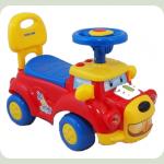 Машинка-каталка Alexis-Babymix HZ-556 (red)