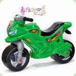 Мотоцикл 501G Зелений