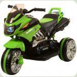Мотоцикл Я-Маха BI318 зелений
