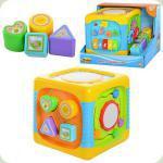 Музичний куб-сортер WinFun (0741 NL)