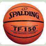 М'яч баскетбольний SPАLDING TF-150 PERFORM (гума, бутил)