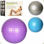 М'яч для фітнесу-65см MS +1652