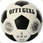 М'яч футбольний Profiball Official (2500-20-4ABC)