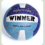 М'яч волейбольний W Beach Fun синьо-блакитний