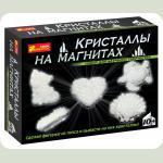 Набір Ranok Creative Кристали на магнітах Білі (12126004Р, 0383)