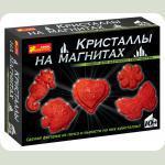 Набір Ranok Creative Кристали на магнітах Червоні (12126002Р, 0385)