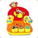 Надувне активне крісло Play WOW Розумний лев (3043PW)