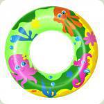 Надувний круг Bestway Морські пригоди Green (36113)
