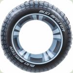 Надувний круг Bestway Шина (36016)