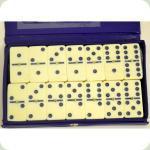 Настільна гра Metr + Доміно Синє (M 0003)