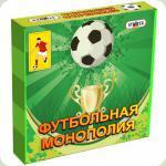 Настільна гра Strateg Футбольна Монополія (716)