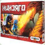 Настільна гра Strateg Нінзяго (61)