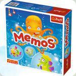 Настільна гра Trefl Мемос (01611)