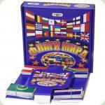 Навчальна гра Strateg Прапори світу (709)