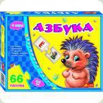 Навчальні пазли Ranok Creative Азбука русская (6403-a)