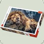 Пазл Trefl Сплячий лев 1000 елементів (10447)