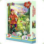 Пазли Leo Lux Царівна-жаба 120 елементів (353)