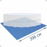 Покриття Bestway 58002 під басейни 3.60 - 3.66 м 396х396 см