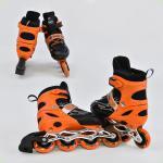 Ролики Best Roller Розмір 30-33 (S) Чорно-помаранчеві (А 25507/50405)