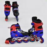 Ролики Best Roller Розмір 30-33 (S) Синьо-помаранчеві (А 25503/10909)