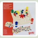 Розвиваюча гра goki Різнокольорові кулі 58913