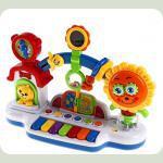Розвиваюча іграшка Joy Toy 7236 Музичний містечко