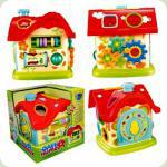 Розвиваюча іграшка limo toy диво-будиночок (m 0001 u/r)