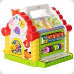 Розвиваюча іграшка Limo Toy Теремок (9196)