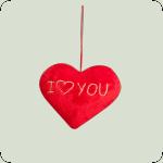 Серце червоне