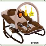 Шезлонг Caretero Astral - brown