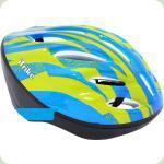 Шолом Profi Trike MS 0343 Синій з жовтим