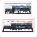 Синтезатор MQ6111-12, 61 клавіша, МР3, радіо, демо, 6 тонів, 2 види, на бат., в короб., 83-23,5-9см
