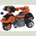 Триколісний мотоцикл FT 2738 Р \ У