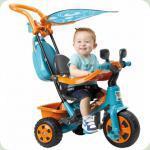 Триколісний велосипед Feber Baby Plus Music (800003923)