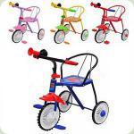 Триколісний велосипед Profi Trike M 5335 Фіолетовий