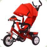 Триколісний велосипед Tilly Trike T-346 Червоний