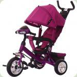 Триколісний велосипед Tilly Trike T-346 Фіолетовий
