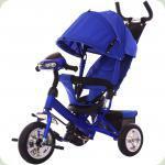 Триколісний велосипед Tilly Trike T-346 Синій